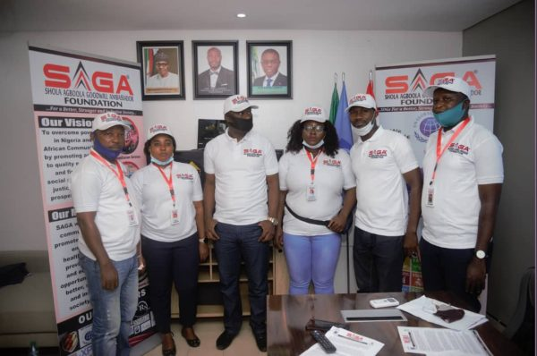Goodwill Ambassador Shola Agboola Set To Fight Poverty In Africa, Launches SAGA Foundation In Lagos