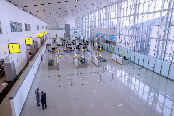 86 Nigerians Arrive Nnamdi Azikiwe Airport
