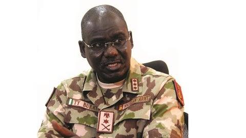 Gen Buratai's Exploits Ignite Leadership Dispute Change Of Guards Within ISWAP-