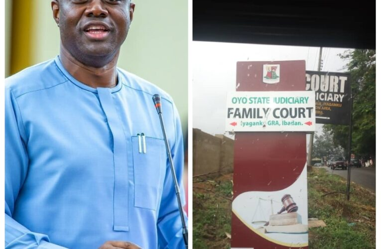 Oyo State Government Open Her Family Court-