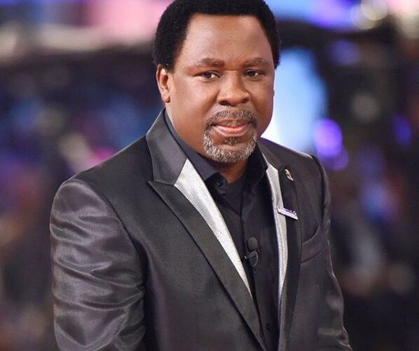 TB JOSHUA BEGINS PRAYER FOR COVID-19 PATIENTS IN ISOLATION CENTRES