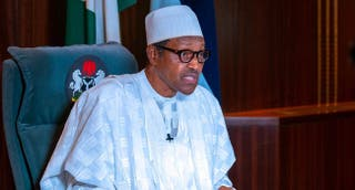 Moment Buhari Warns Nigerians Against Another COVID-19 Lockdown-