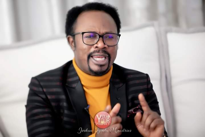 Joshua Iginla Spits Fire On CAMA, Describes Law As Coup Against Christianity (Video)