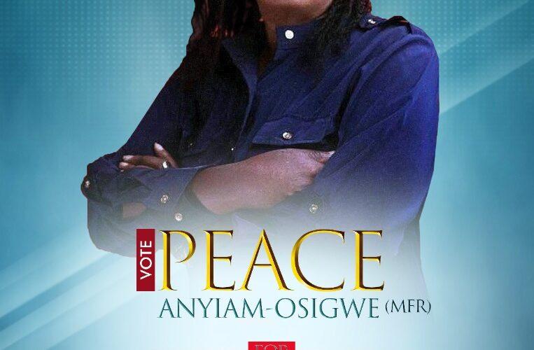 AMP 2020 Election: Peace Anyiam Osigwe Emerges President