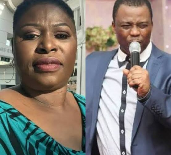 EXPOSED!!! Watch How Maureen Badejo's lied About General Overseer of MFM, Dr Olukoy ( videos)-