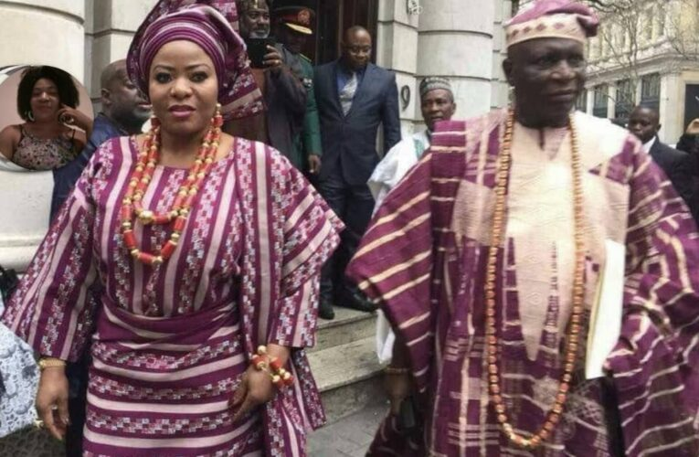 Moment Modupe Oguntade Ruined Her Husband's Career As Nigerian Ambassador To UK + How She Became The New HushMummy of Nigeria-