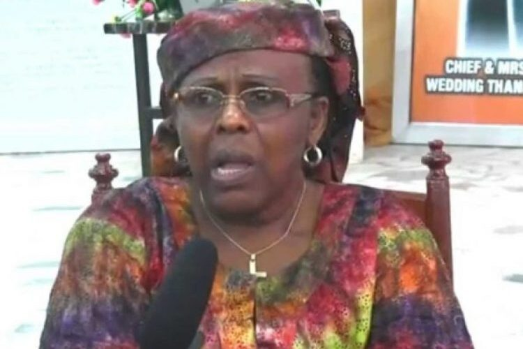 Reverend Tola, Late Chief Awolowo First Daughter Is Dead-
