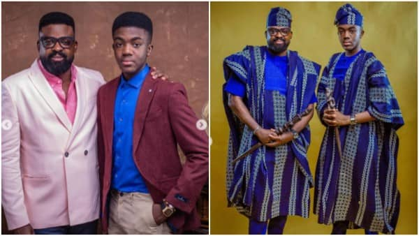 Kunle Afolayan's Son Prays For Dad In His Letter As He Turns 15-