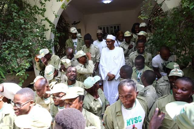 President Buhari approves compulsory health insurance for corps members