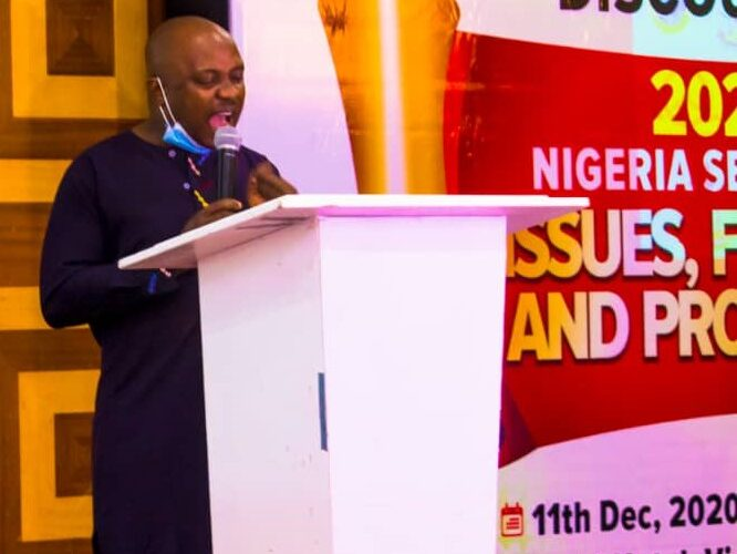 Stakeholders Offer Security Options At NAOSRE Dinner Night-