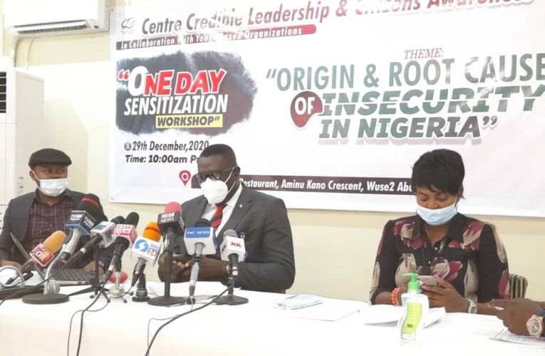 Insecurity: Coalition Commends Security Agencies, Calls for Sack of Ministers, National Assembly Leadership-