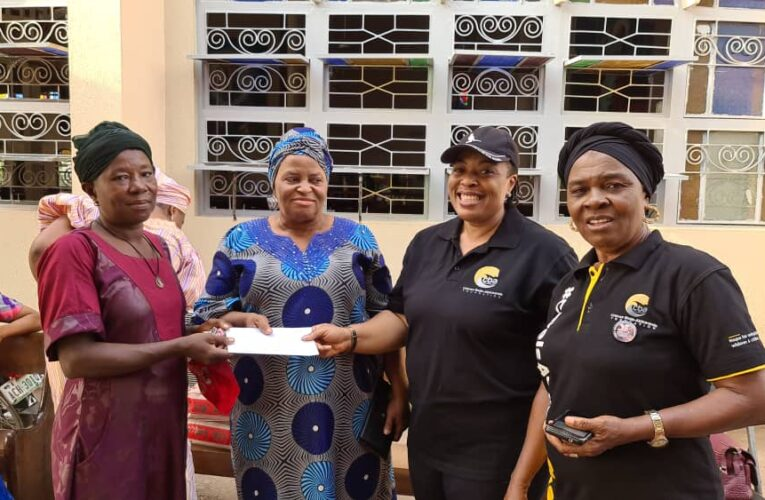 Yuletide: CBA Foundation donates food items, cash gifts to widows in Anambra-