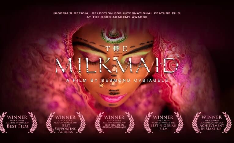 """Exclusive Screening Of AMAA 2020 Best Film """"The Milkmaid"""" To Hold January 10"""