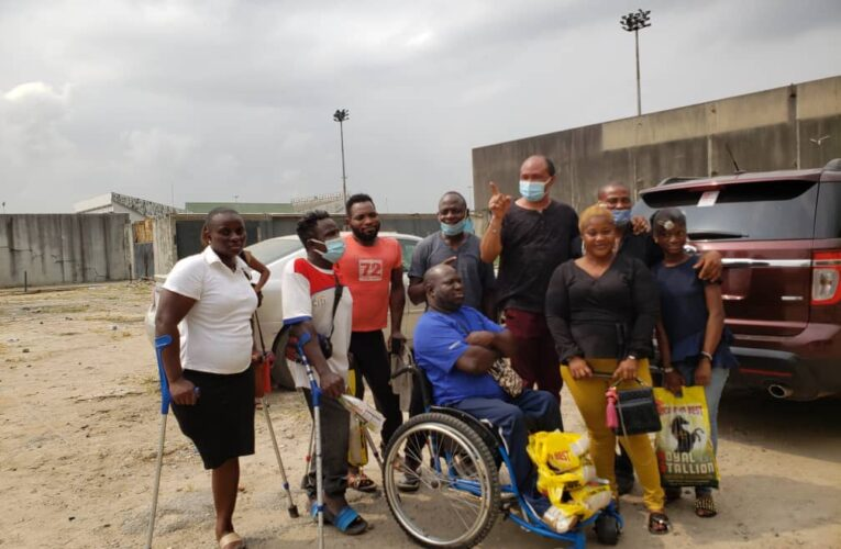 Ecobank SME Presents Training And Capacity Building For Physically Challenged And Less Privileged People