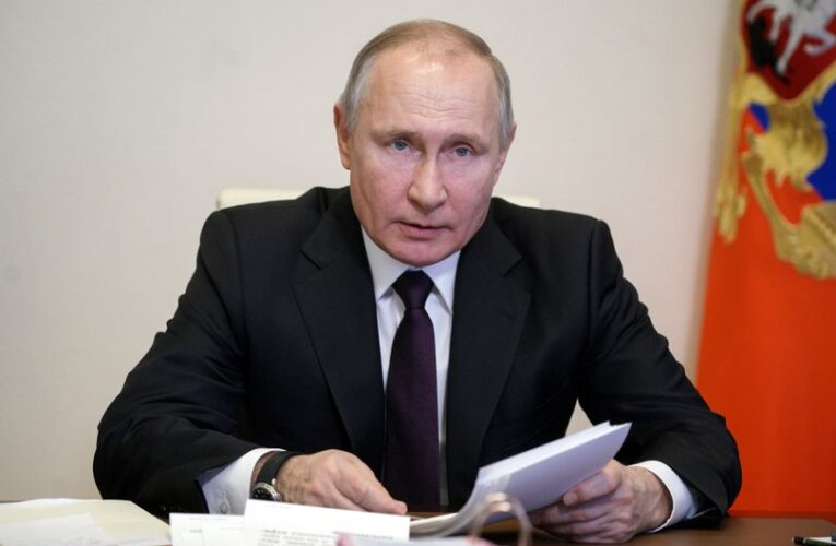 Breaking News:Vladimir Putin issues new 'kill list' – and six of the targets live in Britain-