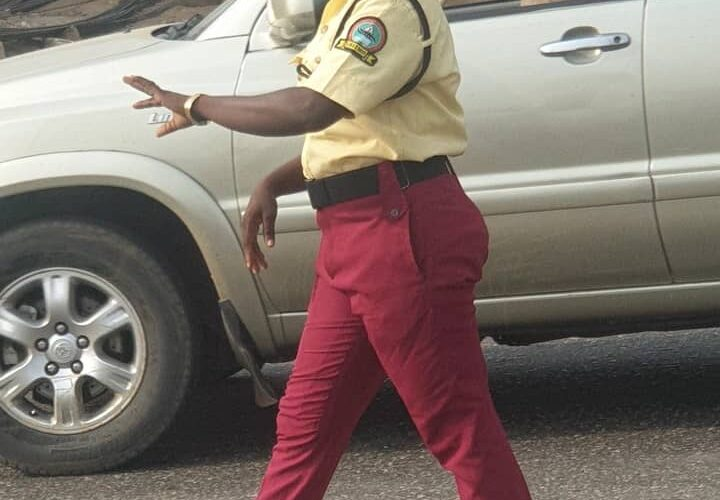LASTMA HEROINE : A public servant In Lagos who is causing a monumental change in the state's traffic management-