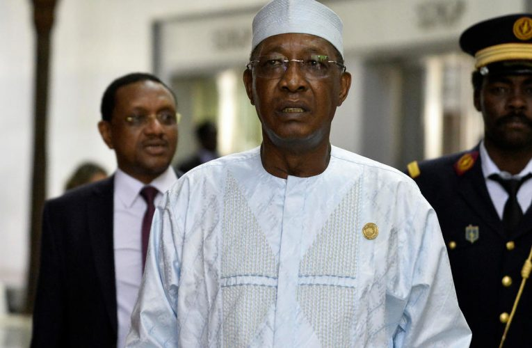 See Reasons Chad President, Idriss Deny Died A Day After Re-election-