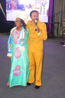 Prophet Joshua Iginla Loses Mum-
