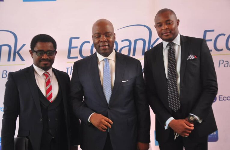 Ecobank Leads The Pack At Legends Of Nollywood Awards-