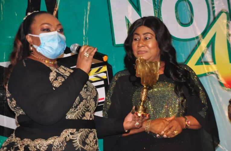 Sterling Bank Shines At Legends Of Nollywood Awards-