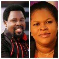 Evelyn, T.B. Joshua's Wife, Reacts To Death Of Husband-