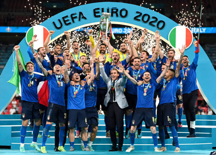 See How Much Italy Got In The UEFA Euro 2020 As They Beats England 3-2 in penalty kicks-
