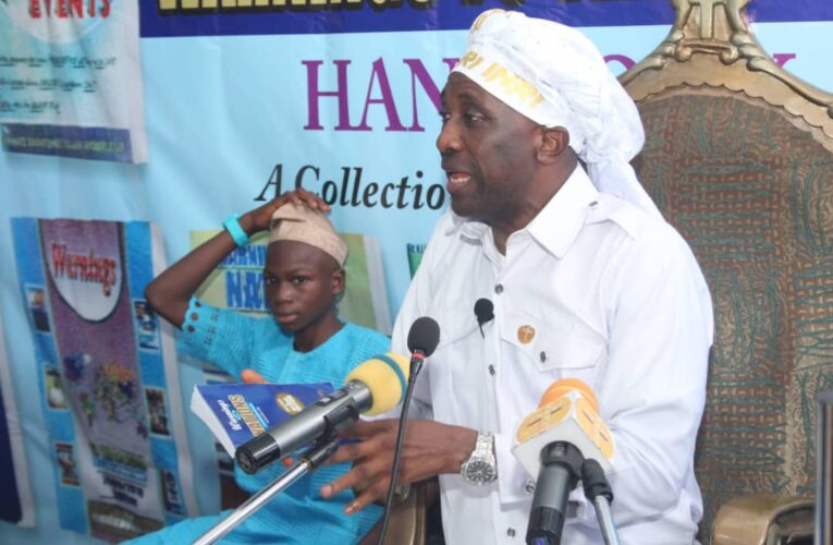 Primate Ayodele Empowers Journalists With Over N5 Million During Launch Of Annual Prophecy Book-