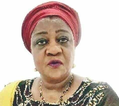 BREAKING: Lauretta Onochie Rejected By Senate-
