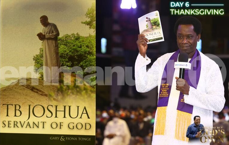 Check Out The Alleged General Overseer Of TB Joshua's Church-