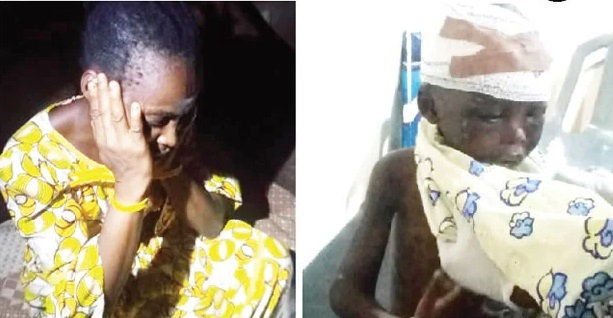 Child Assault: See What Police Did To Woman Who Locked Up Her 5-year-old Nephew For 6 Months In Lagos-