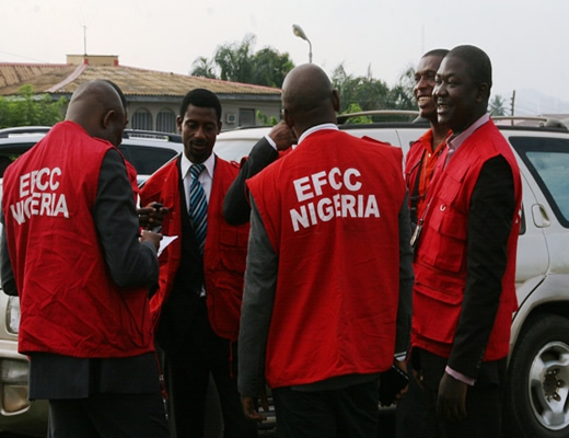 EFCC Arrests Ex-governor Theodore Orji At Airport, Detains Him And Speaker Son-