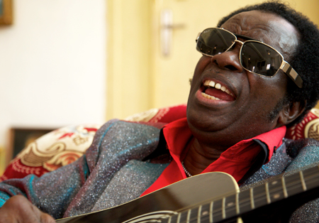 Sir Victor Uwaifo, Legendary singer and guitarist  is dead-