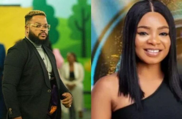 BBNAIJA 2021: Stop Flirting, It Could Affect Your Political Ambitions, Whitemoney Tells Queen